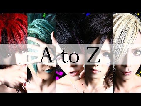 デモ音源a To Z video