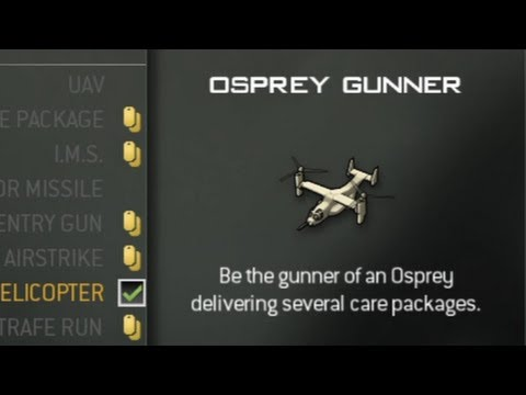 Call of Duty: Modern Warfare 3 - ALL KILLSTREAKS & Strike Packages! (MW3 Online Multiplayer)