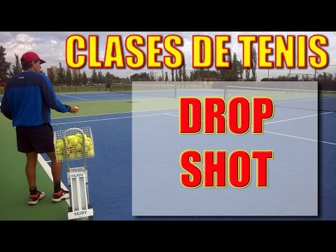 Clase De Tenis: El Drop Shot (la Cortita)