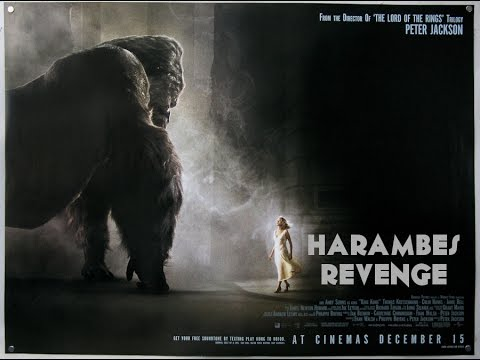 HARAMBE'S REVENGE - Official Trailer 1 [HD] (2017)