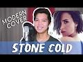 Stone Cold - Demi Lovato (MALE COVER)