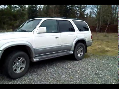 1999 Toyota 4Runner Limited 3rd Gen long term REVIEW!!!