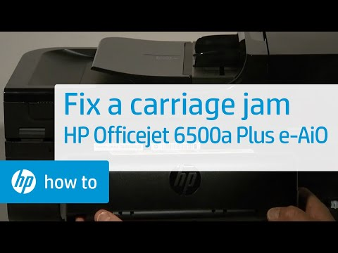 hp 6500 ink system failure how to fix