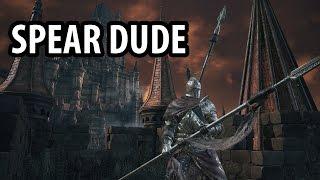 Dark Souls 3: Spear Dude