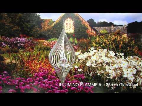 ILLUMINO Flamme Mit 35mm Kugel