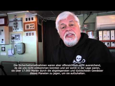 Operation Divine Wind beendet - Paul Watson