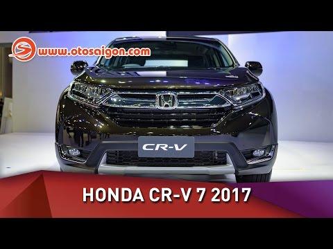 Otosaigon - Chi tiết Honda CR-V 7 chỗ ngồi và hàng ghế thứ 3