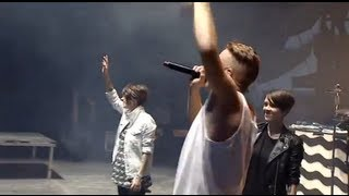 Macklemore & Ryan Lewis - Same Love Feat. Tegan and Sara [HD VERSION LIVE FROM OSHEAGA 2013]