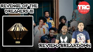 "Dreamville ""Revenge Of The Dreamers 3"" Review *Honest Review"