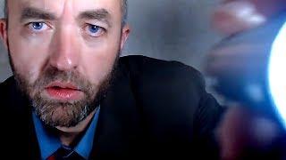Scottish Police Detective Interrogation | ASMR Roleplay