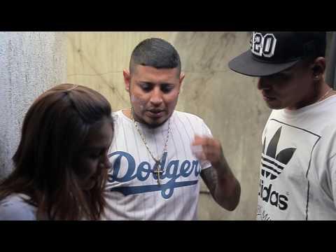 The Crash Lokote - Zona De Guerra ft. Nez Lemus (Video Oficial)