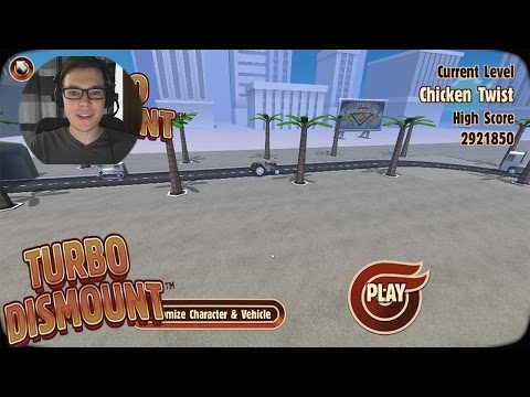 Turbo Dismount - WHAT THE FRICK