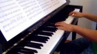 Linkin Park - Krwlng (Crawling Remix) - Piano