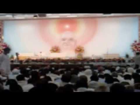 Arazoo Hai Aap Par - Beautiful Bk Song Remembering Baapdada - Brahma Kumaris. video