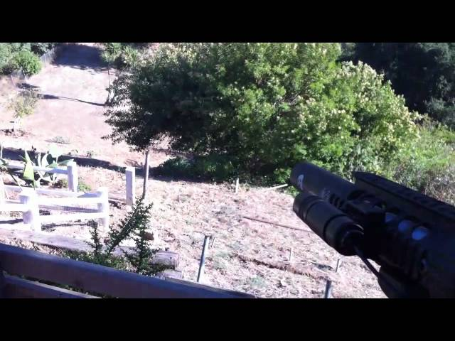 Lancer Tactical Flash Mag Test & Little Showing Off of Crypto's Gun