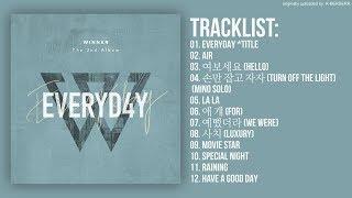 Download Lagu [Full Album] WINNER - EVERYDAY (2nd Album) Gratis STAFABAND