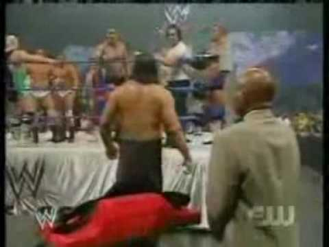WWE 20 men battle royal (part 1) world heavyweight championship