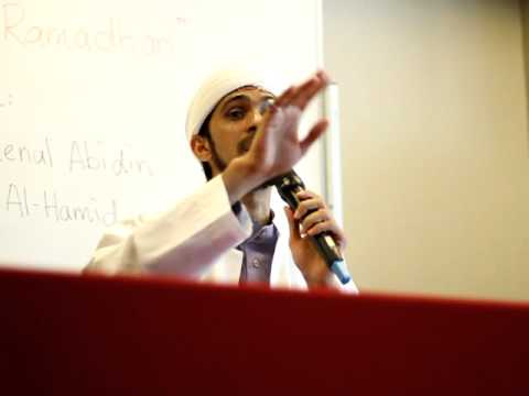 Al Habib Ali Zaenal Abidin: Ibadah itu satu amanah...Jaga kualiti ibadah