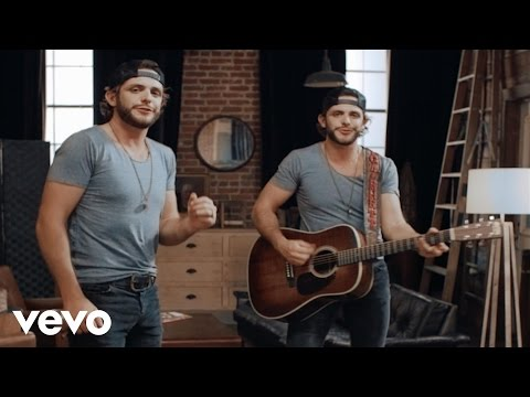 Thomas Rhett - Make Me Wanna video
