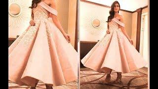 Kriti Sanon In A Fairytale Gown At iifa 2017 Green Carpet New York