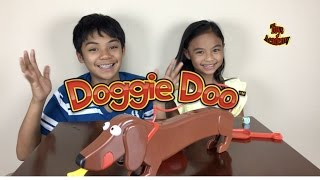 Doggie  Doo Family Fun Game Unboxing   Toys Academy