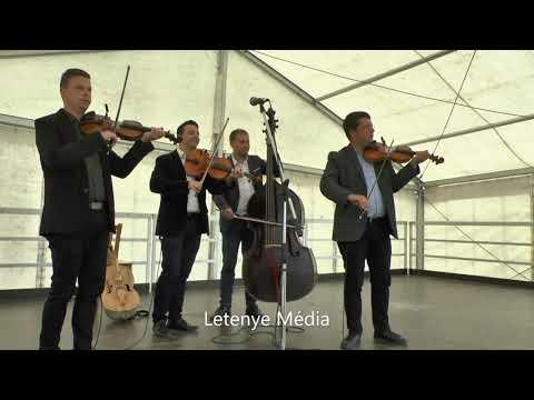 Letenye - Béci hegyi búcsú 2019  - Bazseva zenekar