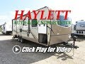 HaylettRV - 2018 Rockwood 2606WS Ultra Lite Rear Bath Closet Slide Couple's Camping Travle Trailer