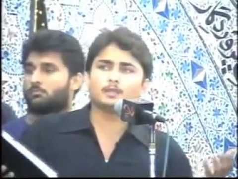 Syed Raza Abbas Zaidi video