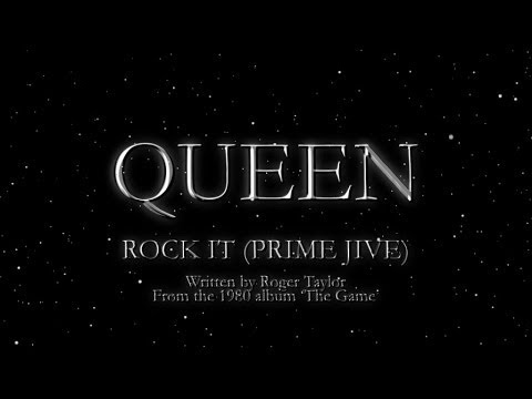 Queen - Rock It