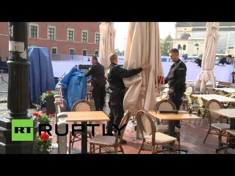 Poland: Security high on last day of Obama's visit