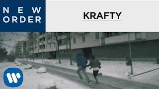 Watch New Order Krafty video