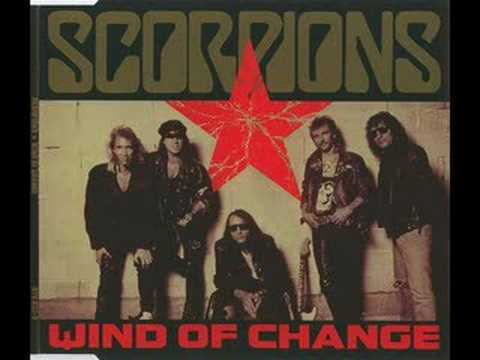 Scorpions - Wind Of Change (russian)