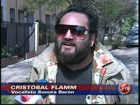 Sonora Baron En Chilevision Noticias Paseo De Oficina