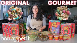Pastry Chef Attempts To Make Gourmet Lucky Charms | Gourmet Makes | Bon Appétit
