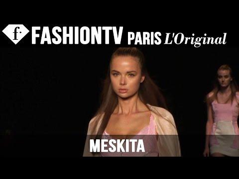 Meskita Spring summer 2015 Runway Show | New York Fashion Week Nyfw | Fashiontv video