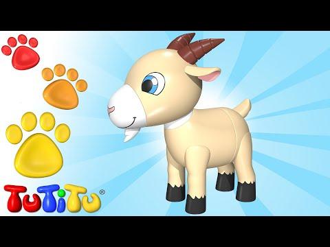 Animal Toys for Children | Mammals 7 | TuTiTu Animals