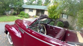 1941 Buick conv drive