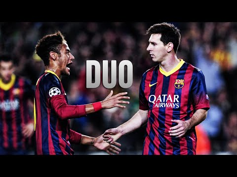 Neymar & Lionel Messi - Most Talented Duo