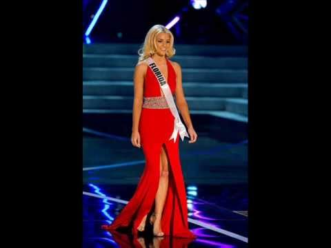 Miss USA 2013 Evening Gown Preliminary Competition
