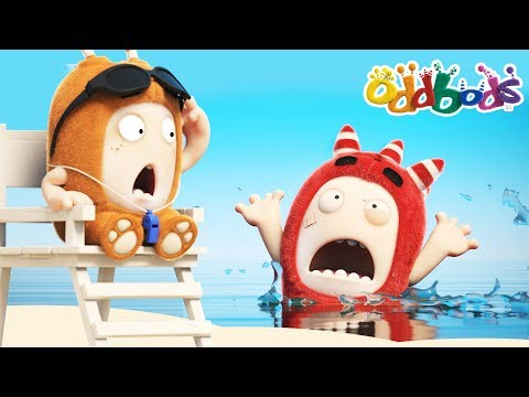 Oddbods - LIFEGUARD | NEW Full Episodes | Funny Cartoons