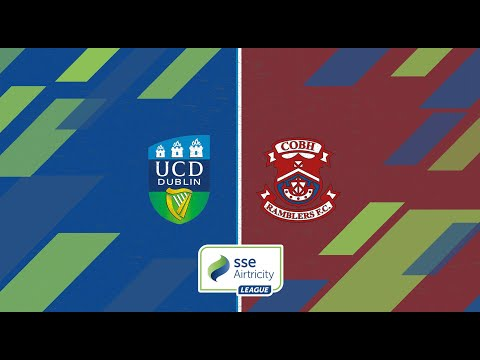 First Division GW2: UCD AFC 1-0 Cobh Ramblers