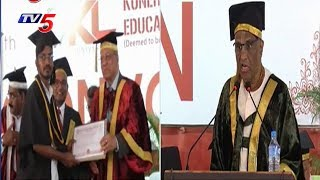 K L University 7th Convocation Day Held In Guntur