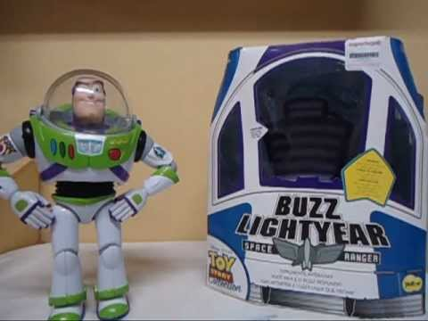Analise - Buzz Lightyear