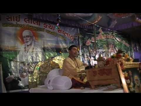 Sai Katha Day 3 (Part - 1) Pinjra- Vegam By babanandji