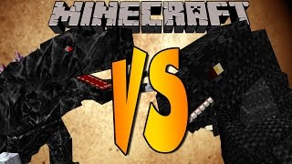 MOBZILLA VS GODZILLA - Minecraft Batallas de Mobs - Mods