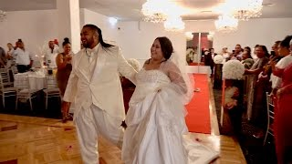 Incredible Wedding Party Entrance | Introducing Mr & Mrs Charles & Madylaine Tu'ipulotu
