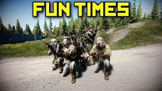 Fun Times - Escape From Tarkov
