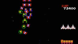 NES Longplay [759] Galaga: Demons of Death