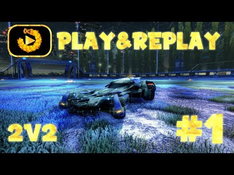 NUOVA SERIE SU ROCKET LEAGUE! |Play&Replay| 2v2| GC #1 [ITA]