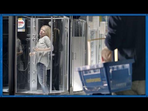 Nowa reklama Castoramy - Kabina prysznicowa NEPTUN